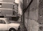 Calle Camino de las Cruces (años 70)