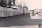 Puerto colegio Amorós en calle Joaquín Turina (años 70)