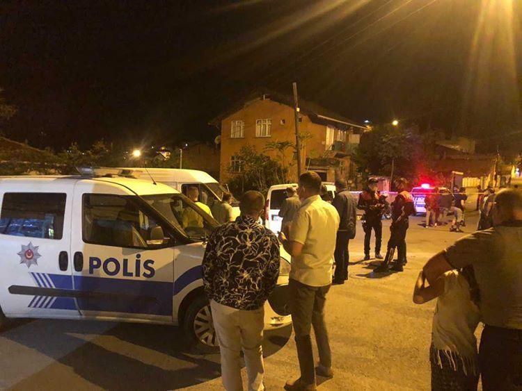 Minibüsü çaldı, 218 promil alkolle yakalandı