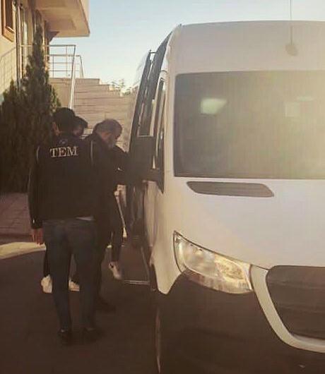 Karabük merkezli 4 ilde FETÖ operasyonu: 4 gözaltı
