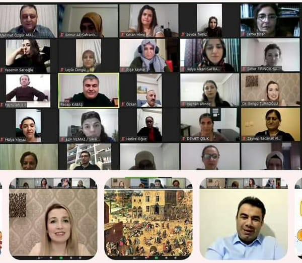 """""""Safranbolu Öğretmen Akademisi"""" semineri"""