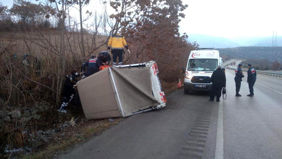 Karabük'te iki ayrı kaza: 4 yaralı