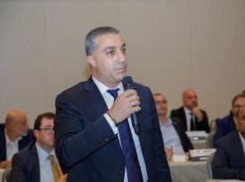 Başkanlar toplantısına katılan Ünal, kentteki çalışmalar hakkında bilgilendirdi