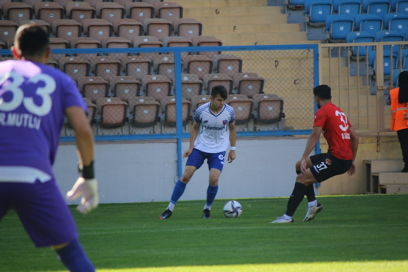TFF 3. Lig: Kardemir Karabükspor: 0 – Modafenspor: 3