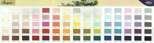Dulux Enamel Paint Colours Home Painting