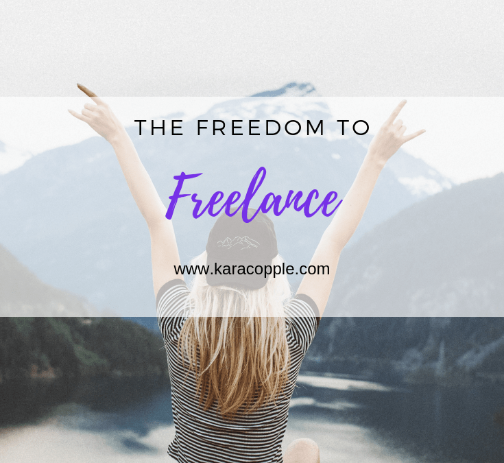 The Freedom to Freelance: Opportunities Arise