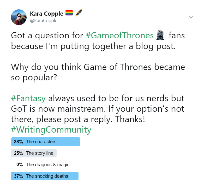 why is game of thrones popular
