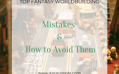 Top Fantasy Worldbuilding Mistakes To Avoid