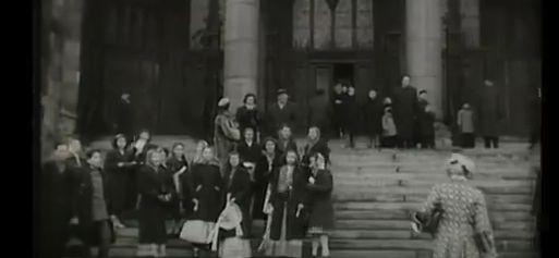 Karácsony a Parlamentben 1954-ben – videó