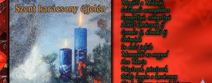 15 karácsonyi ének egy csokorban