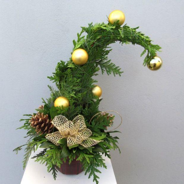 Karácsony, grincsfa, fotó, ötlet, manófa kép, inpiráció