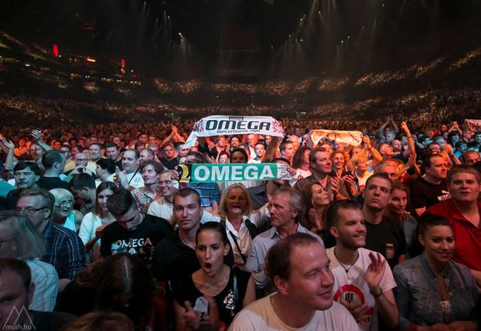 Az Omega az Arénában lép fel – jegyek a karácsonyi koncertre