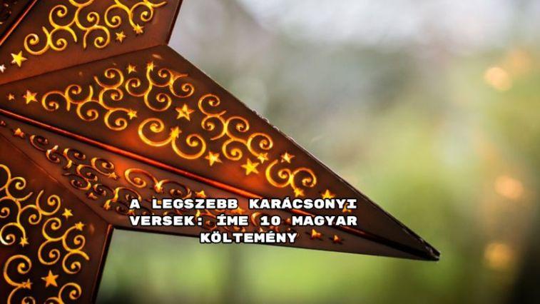 A legszebb karácsonyi versek: íme 10 magyar költemény