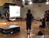 カラダファイン主催勉強会 「人体の左右差から考える姿勢と呼吸の関係性Vol2」