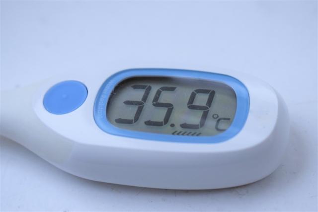 低体温による吐き気は病気?改善して免疫を上げる方法