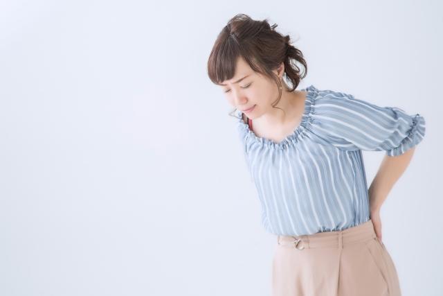 腰痛の主な3つの原因 江東区の整体で改善