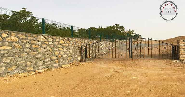 malatya panel çit,