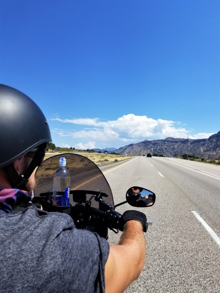 The Ride // Las Vegas, NV – Sturgis, South Dakota