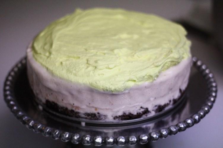 Strawberry Brownie Ice Cream Cake - karainthekitchen.com.jpg