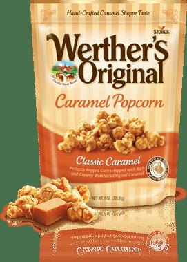 Caramel shoppe popcorn de27aca2ed11839c32be79427d95b681