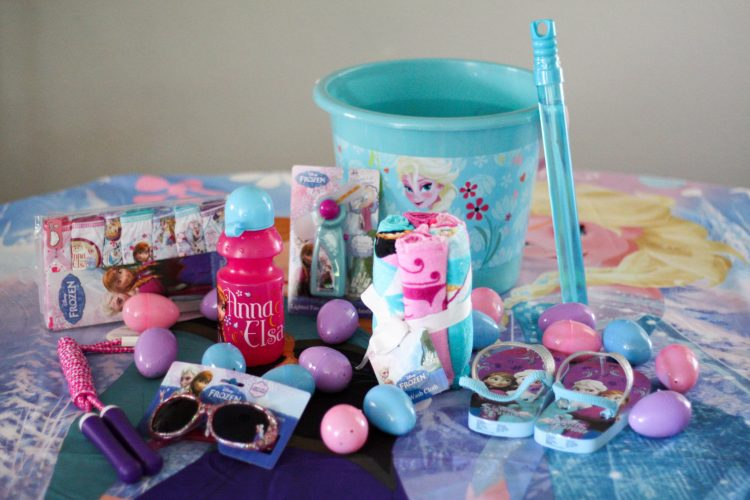 FROZEN Easter Beach Bucket-1-5-karainthekitchen.com