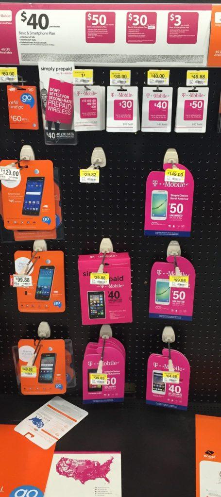 T-Mobile Walmart