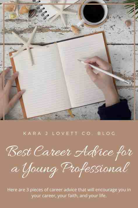 the best career advice I ever got - 6