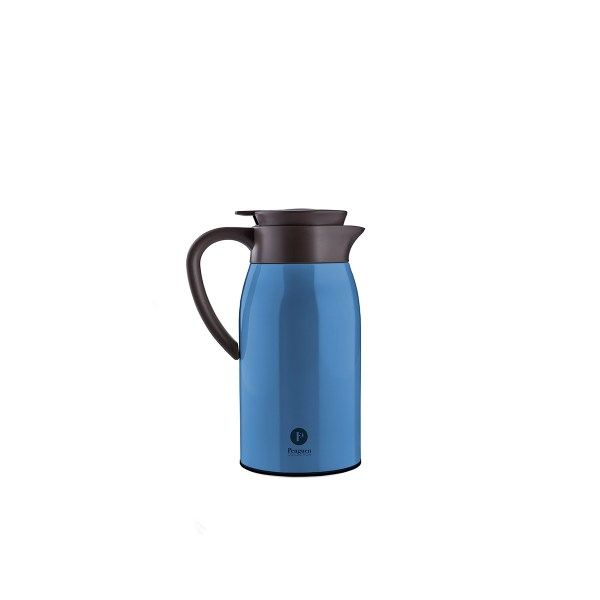 Stainless Steel Vacuum Flask Blue