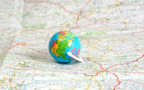globuss un karte
