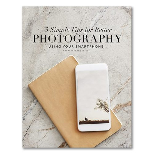 Catch these free downloads from Kara Layne & Co right here and enjoy! #FreeDownload #Freebie #PhotographyTips #Branding #Design