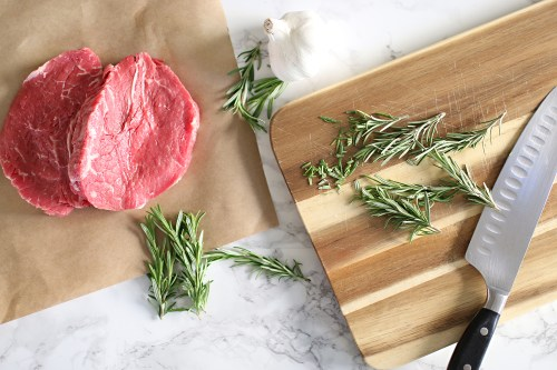 Homemade herb steak butter just in time for summer grilling! Catch the easy and delicious recipe over at the Haus of Layne! #Grilling #Recipe #Dinner