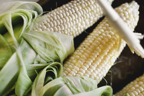 The best and easy grilled corn on our cob that our family loves! #Recipe #Grilling