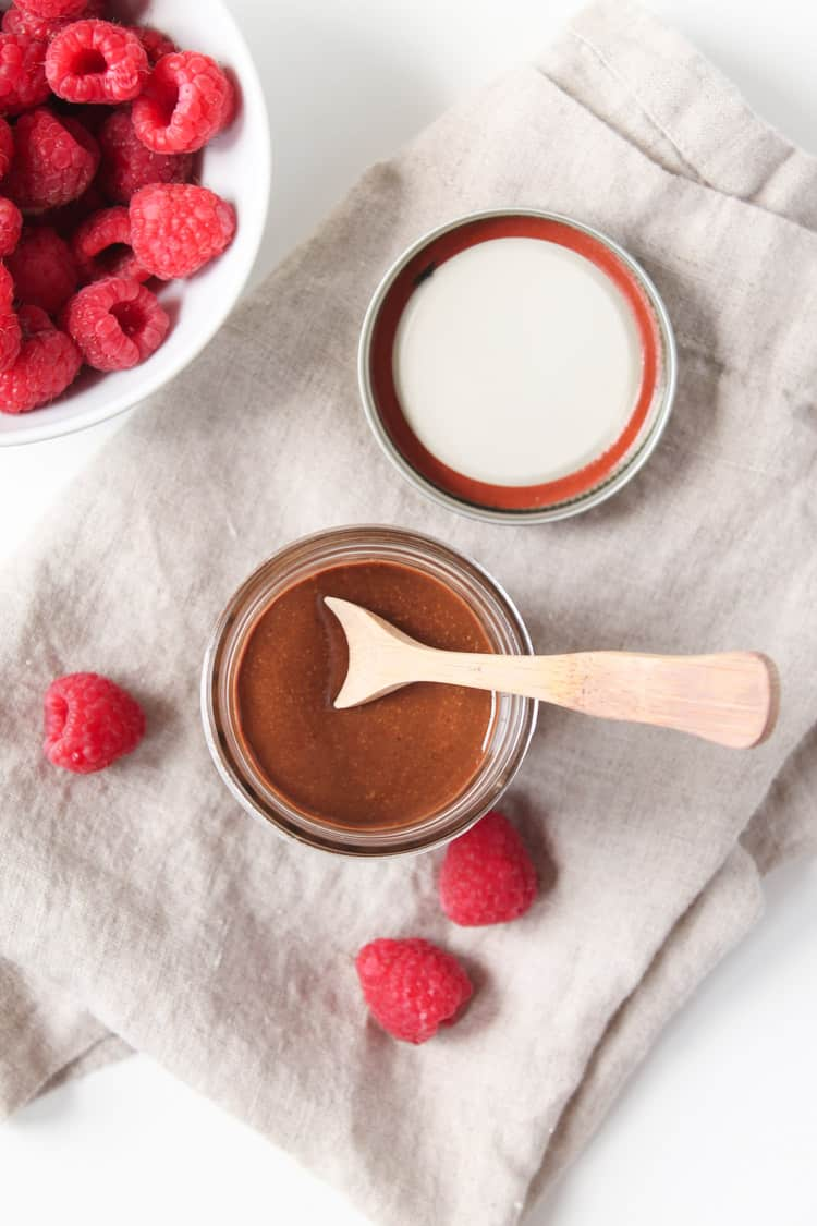 Naturally Sweet Added Vegan Nutella-3-2