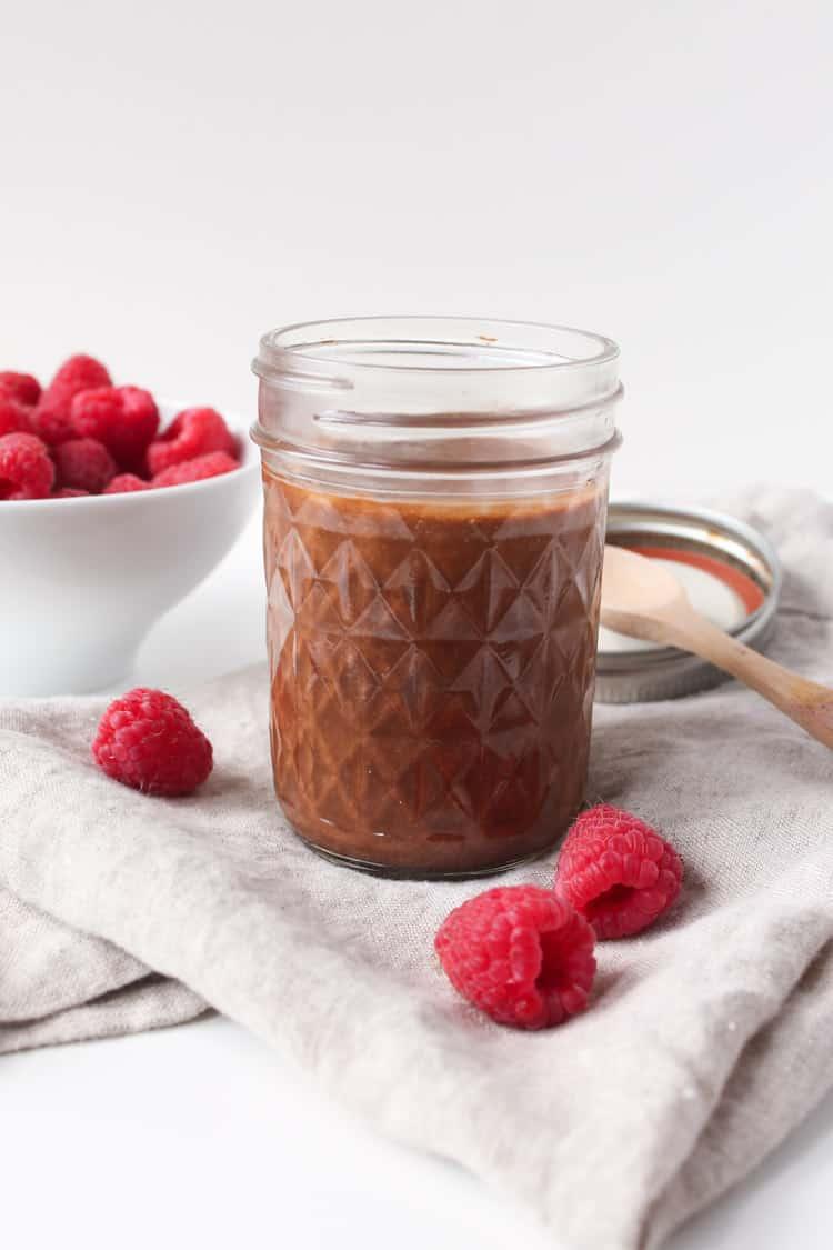 Naturally Sweet Vegan Nutella-2-2