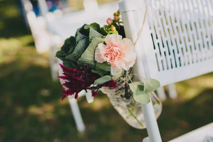 rustic barn wedding in western new york
