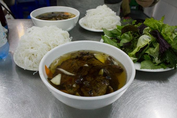 Four Days in Hanoi, Vietnam-1