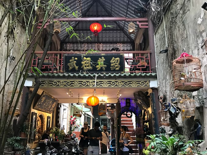 Four Days in Hanoi, Vietnam-56