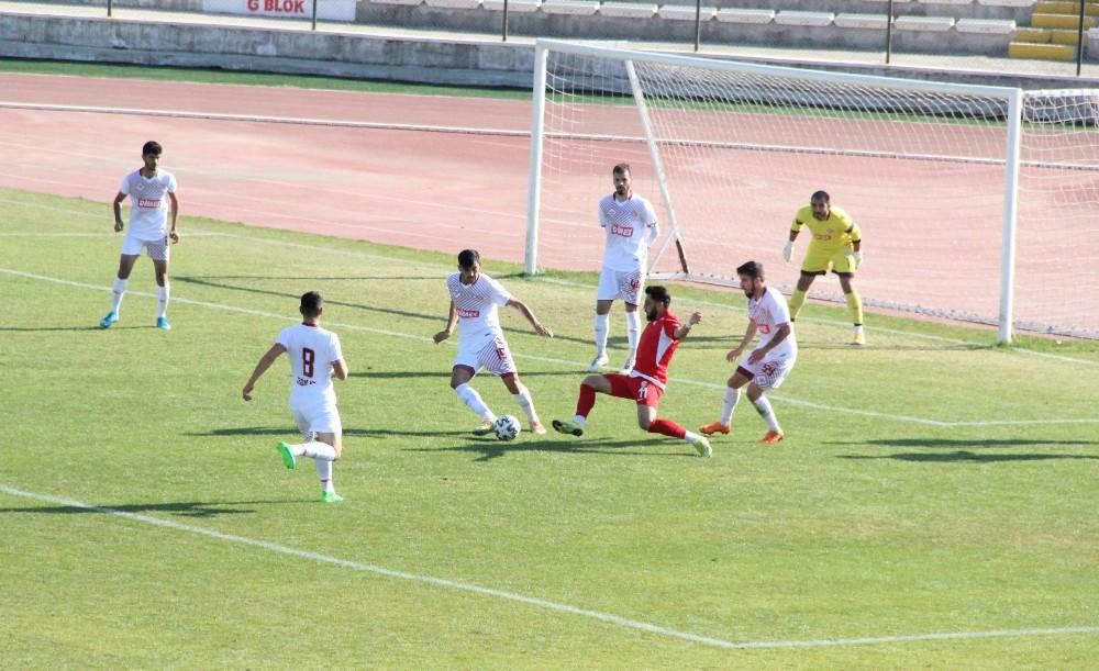 3. Lig: Karaman Belediyespor: 0 – Tokatspor: 3
