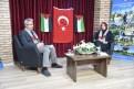 KMÜ'de Filistin meselesi konuşuldu