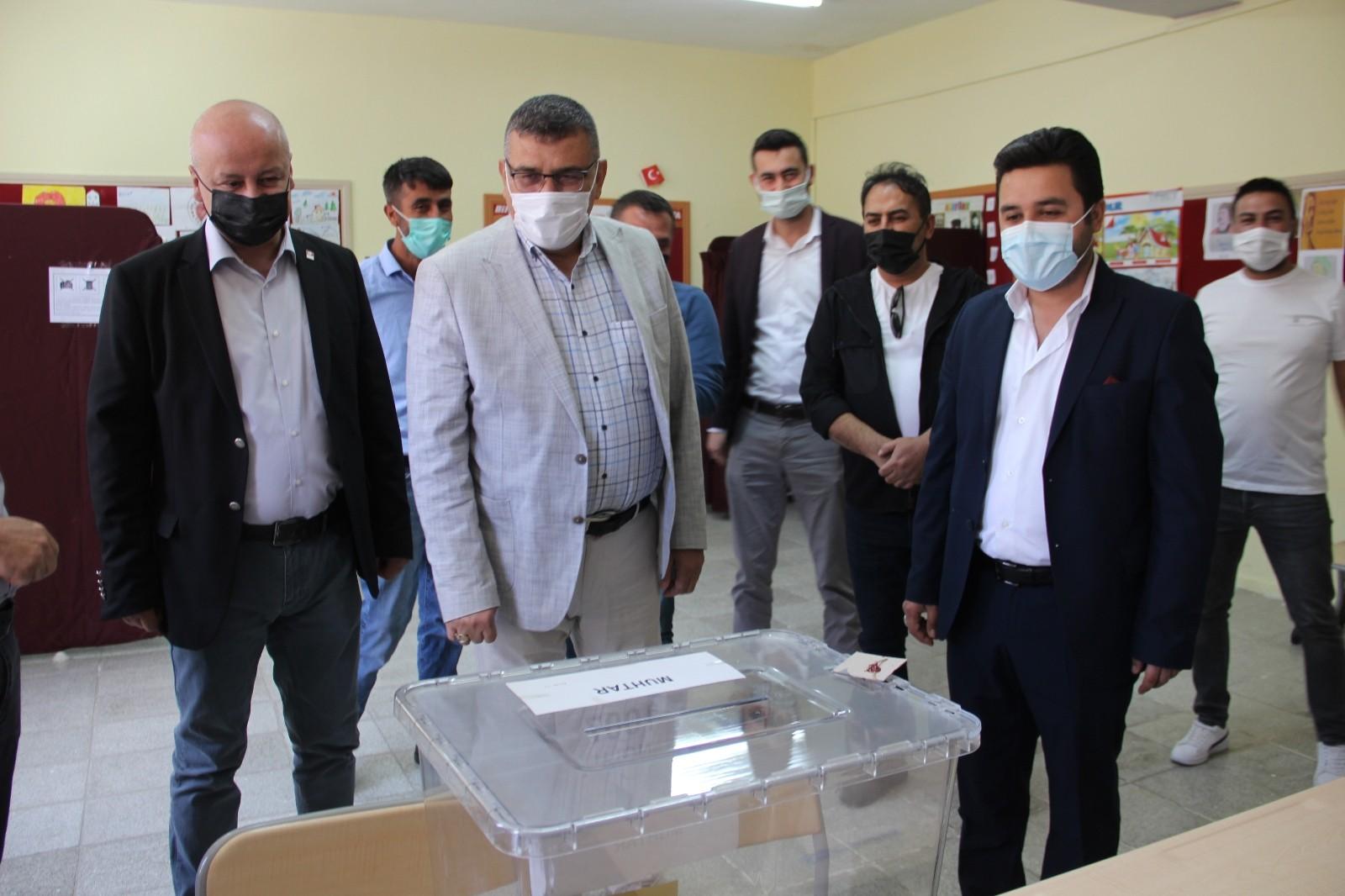 Karaman'da, 3 mahallede muhtarlık seçimi
