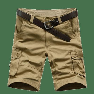 celana pendek pria cargo kk-20