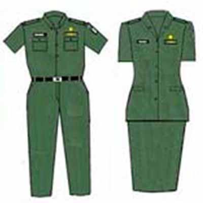 seragam pns wanita KK-23