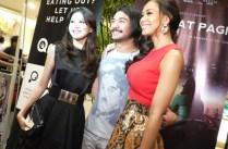 Marissa Anita (Actress), Reza Rahardian (coming as guest), and Adinia Wirasti (Actress)