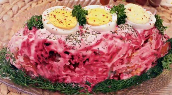 Рецепты салатов - простые и вкусные с фото   Вкусные ...