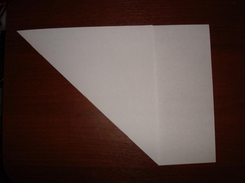 Hoe maak je een boot van papier? Instructies voor opvouwbare papieren boot Doe het zelf fase 49