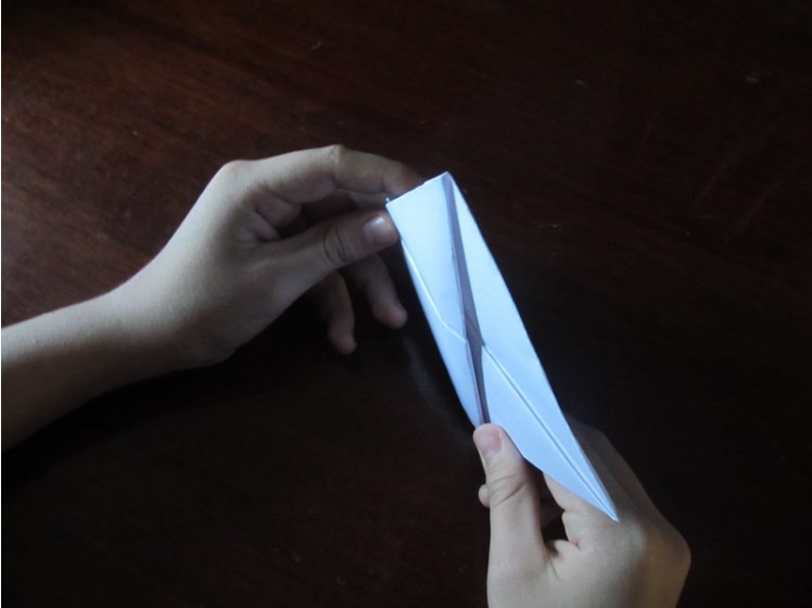 How to make a boat from paper? Instruction folding paper boat do it yourself stage 21