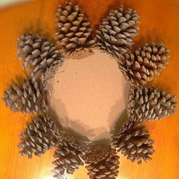 Жаңа жылдық шыршасы бар жаңа ағаш & # 8212; Фото идеялар және шеберлік сабақтары 33-кезең