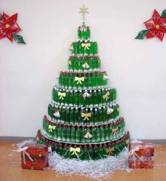 Árvore de Natal com as mãos para o ano novo e # 8212; Idéias fotográficas e mestres estágio de classes 102