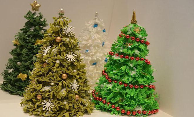 Árvore de Natal com as mãos para o ano novo e # 8212; Ideias fotográficas e mestres estágio de classes 27