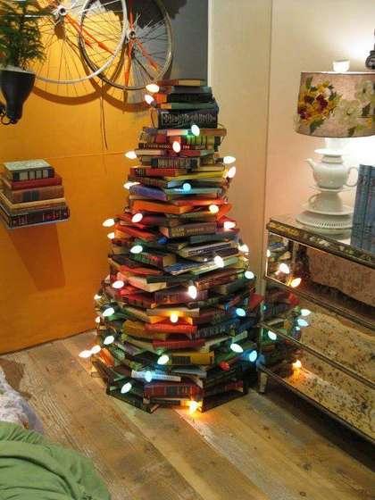 Χριστουγεννιάτικο δέντρο με τα χέρια σας για το Νέο Έτος & # 8212; Ιδέες φωτογραφιών και κύρια μαθήματα Στάδιο 30